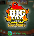 Big Fire Blackjack Gold Series