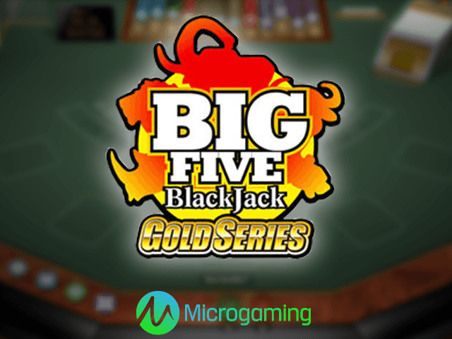 Азартная игра Big Fire Blackjack Gold Series